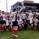 Malone defeat Neagh Ormond to become Champions of Division 2A of the Ulster Bank League