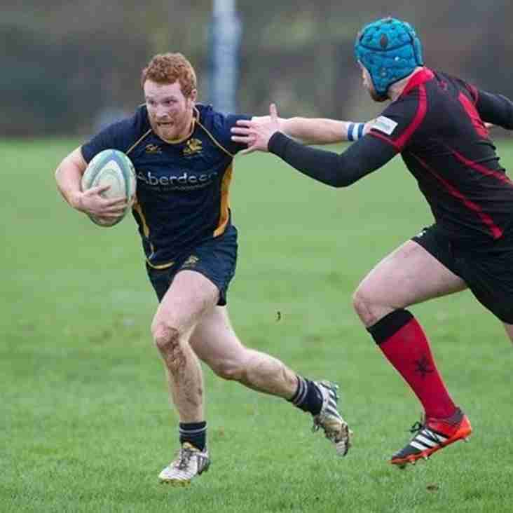 Two Bonus Point Wins for Gordonians
