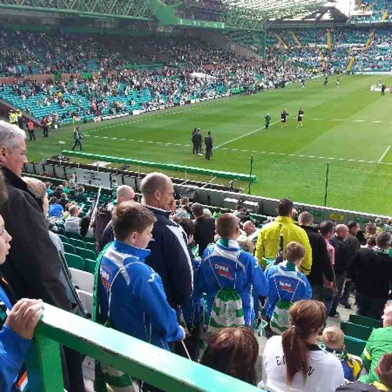 Celtic Park outing
