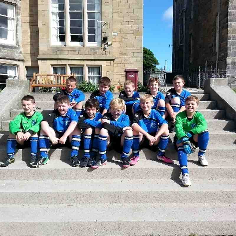 AMSoccer Cup - Aug 2013 St.Andrews