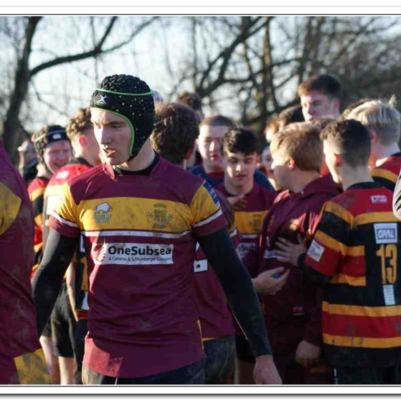 2018-01-07 Bradford & Bingley Junior Colts