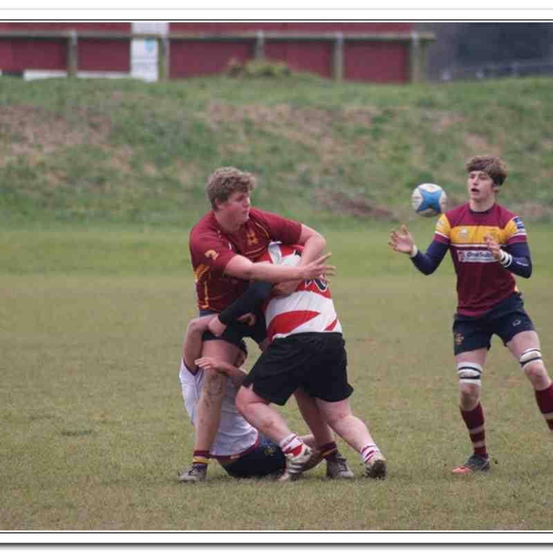 2018-01-14 Wetherby U18's