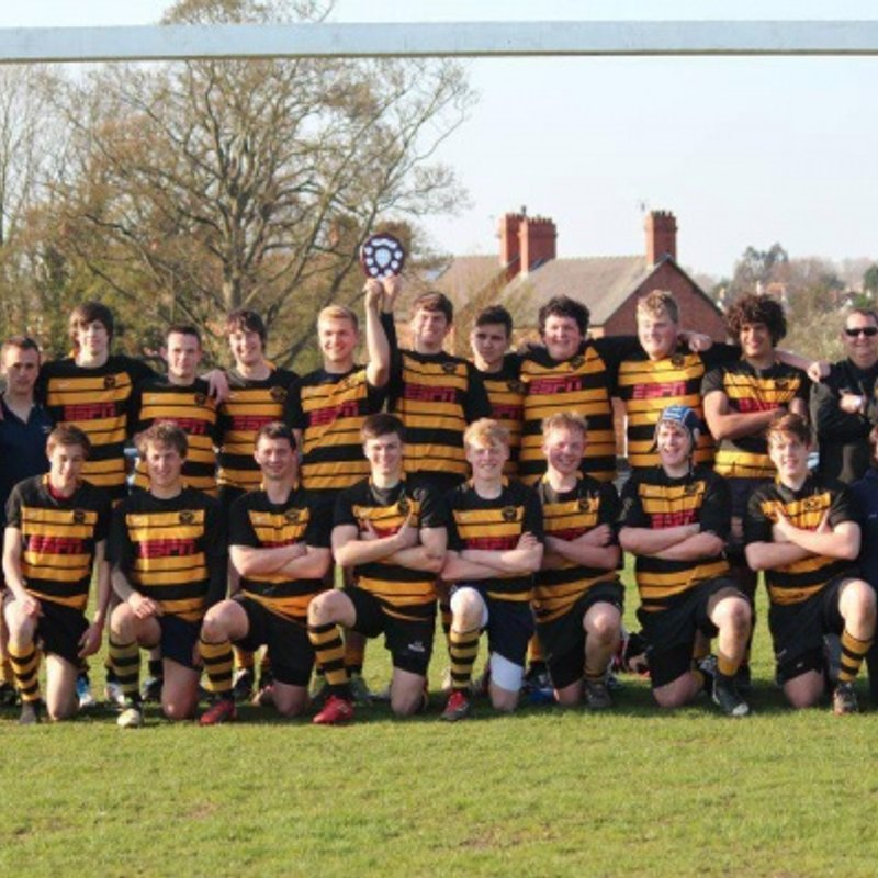 Colts lose to Birmingham & Solihull 16 - 20