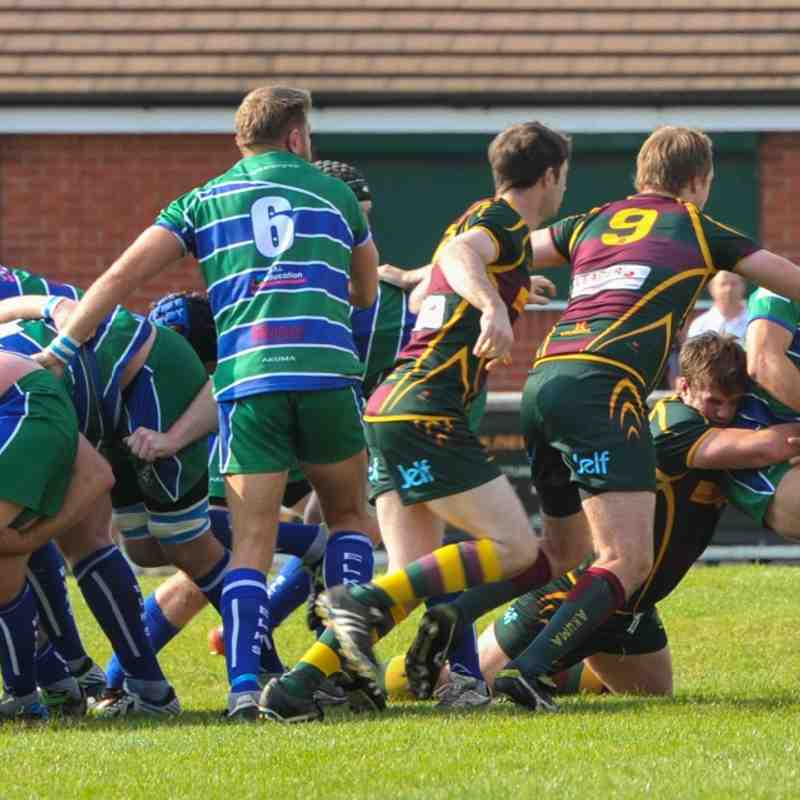 Ilkeston 1st XV V Old Laurentains