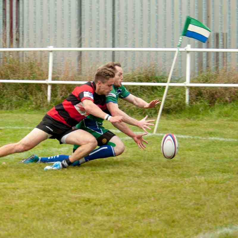 IRFC 1st XV V Bedford Athletic