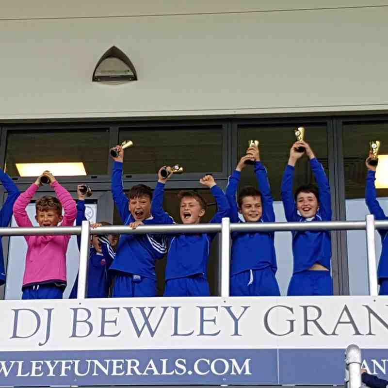 BTYFC Tournament Winners