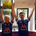 BTYFC U11s Raise Money for Dorothy House