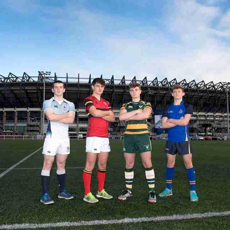 Strathallan U16's reach Scottish Schools Cup Final