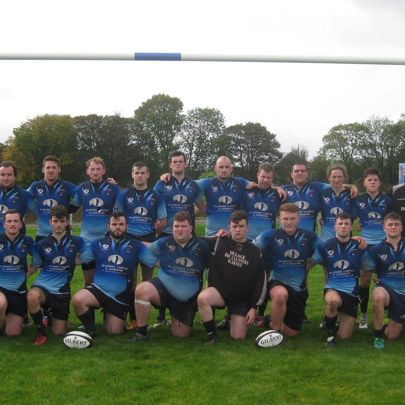 Junior 1 lose to Kanturk RFC 29 - 7