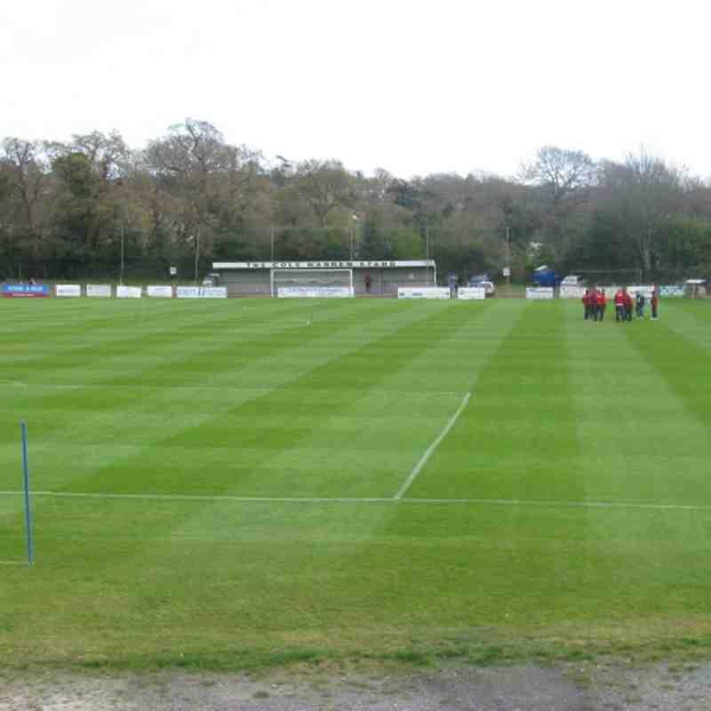 Hastings 3 vs 1 Harrow Borough - 14/04/2012