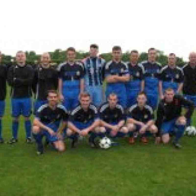 George Mahon Cup Final 2014