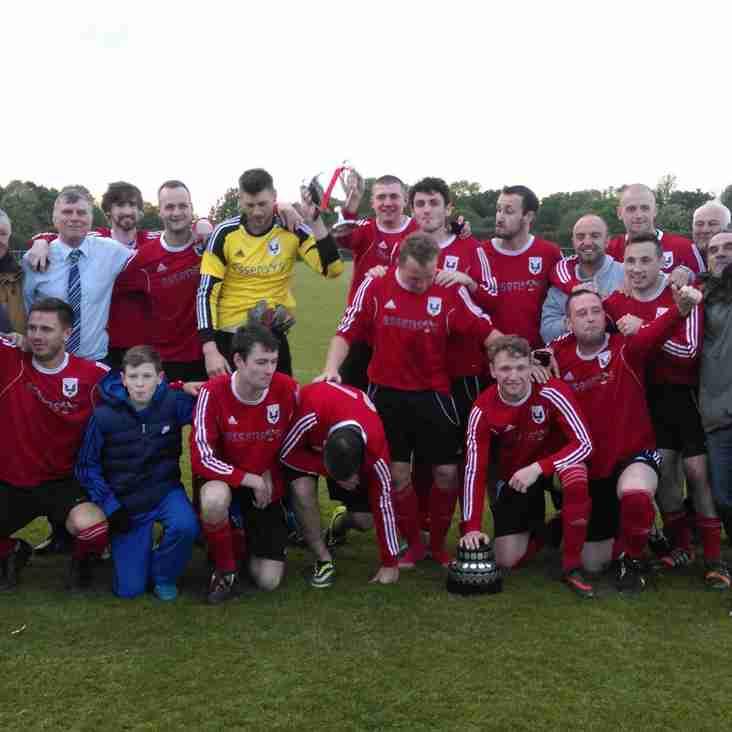 East Villa Win Cup Final Thriller