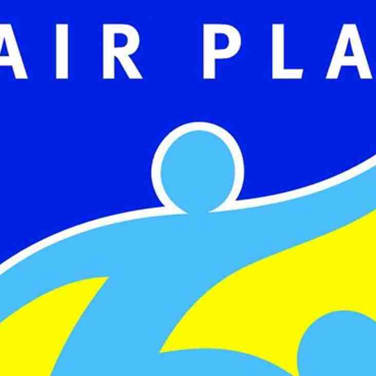 Fair Play awards