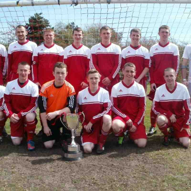 LCPL 2012/13 2nd DIVISION CHAMPIONS