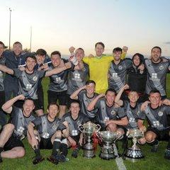 LCFA CHALENGE CUP CHAMPIONS 2017/18