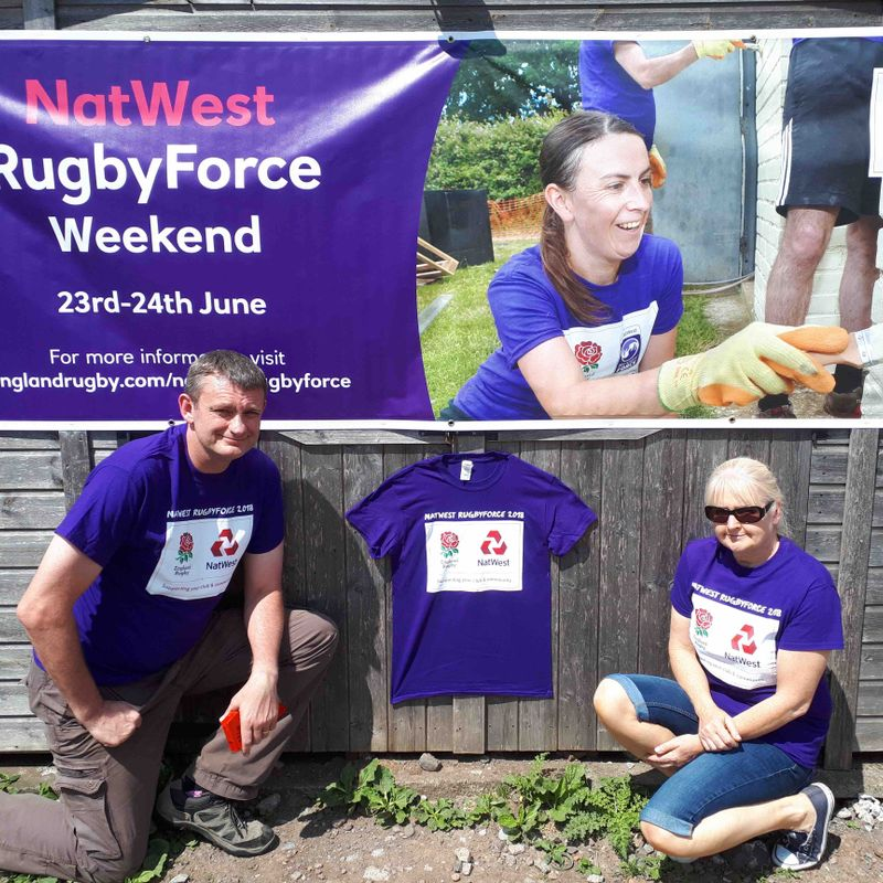 RUGBY FORCE WEEKEND (DELAYED FOR 2-3 WEEKS)