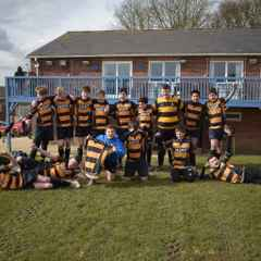 U13's Secure first league win in style