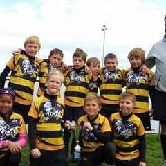 U9's Kent Cup Champions 2016