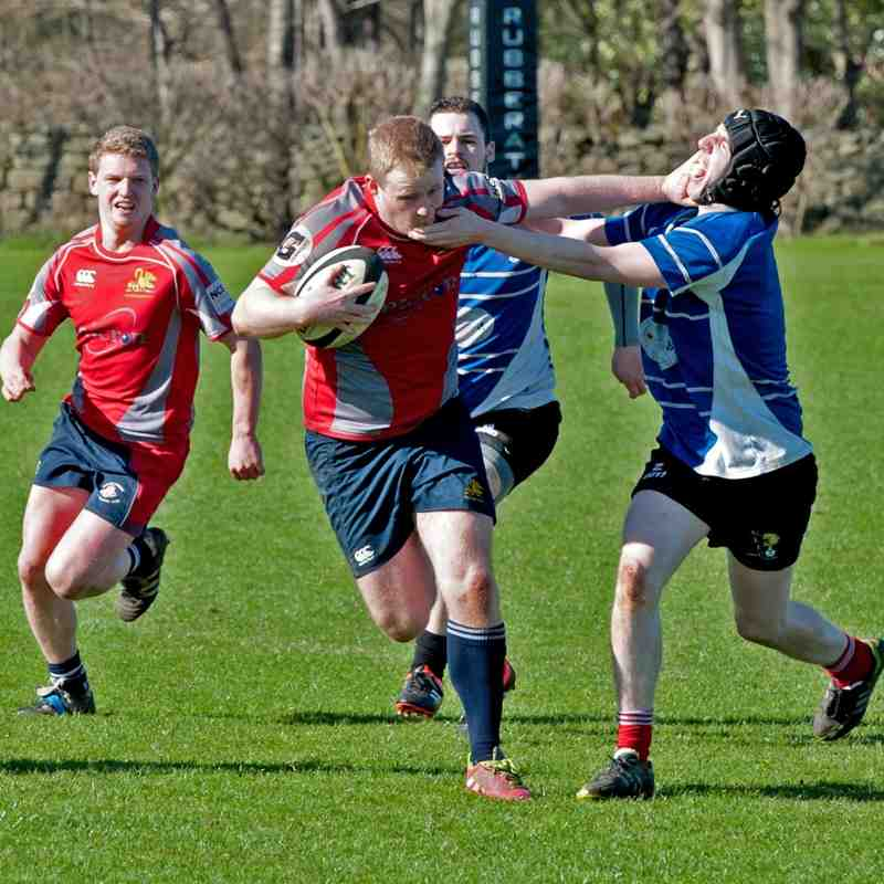 Jolly Boys v Aberdeenshire 3rds   150411