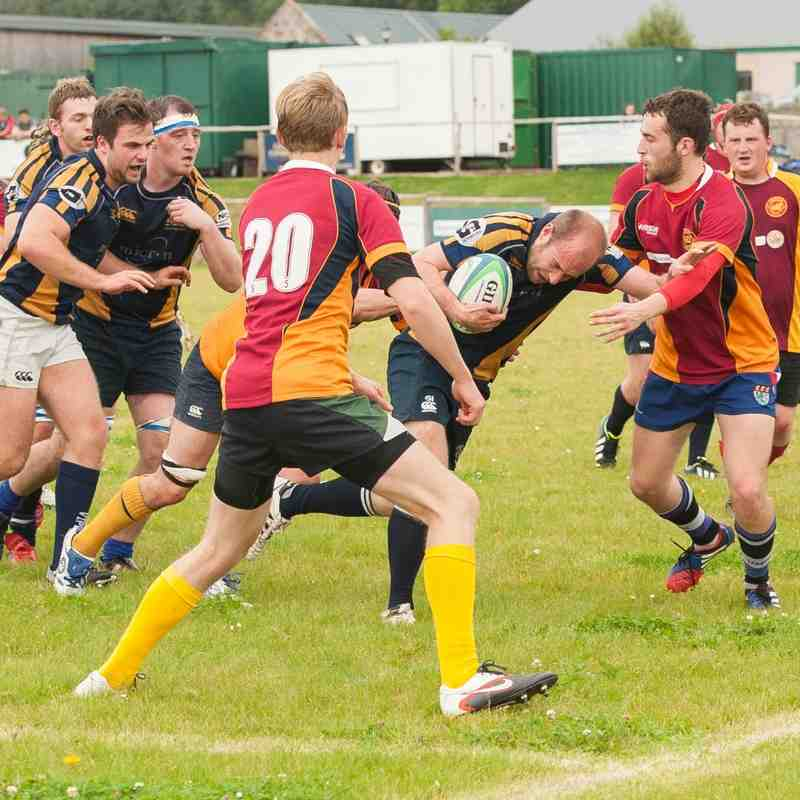 Preseason v Deeside 150822