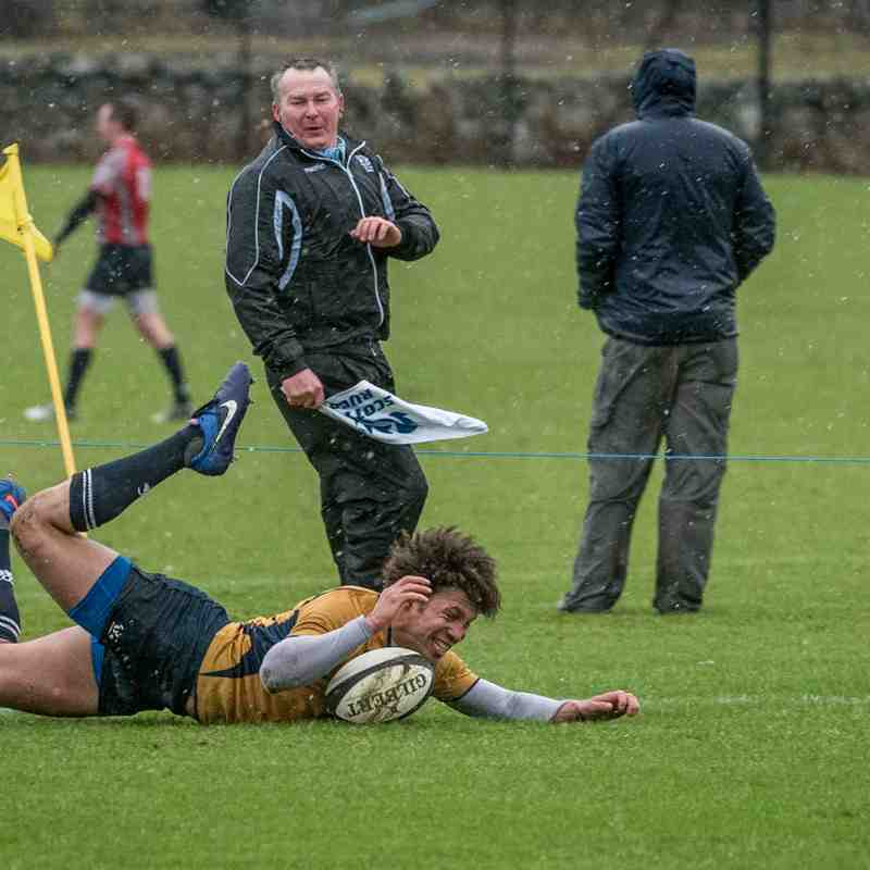 Gordonians v Strathmore BT Shield 170211