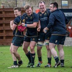Gordonians v Caithness 170401 - Promotion!