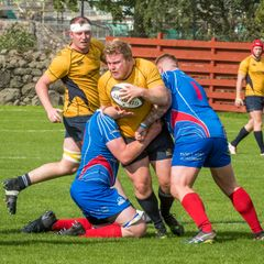 Gordonians v Kirkaldy - Cup 180825
