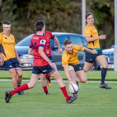 Gordonians v Haddington 180922