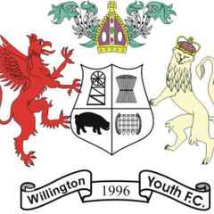 Willington Youth Football Club celebrate their 20th anniversary.
