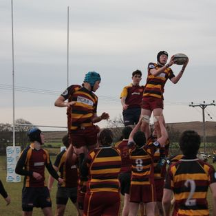 U18 Beat local rivals convincingly