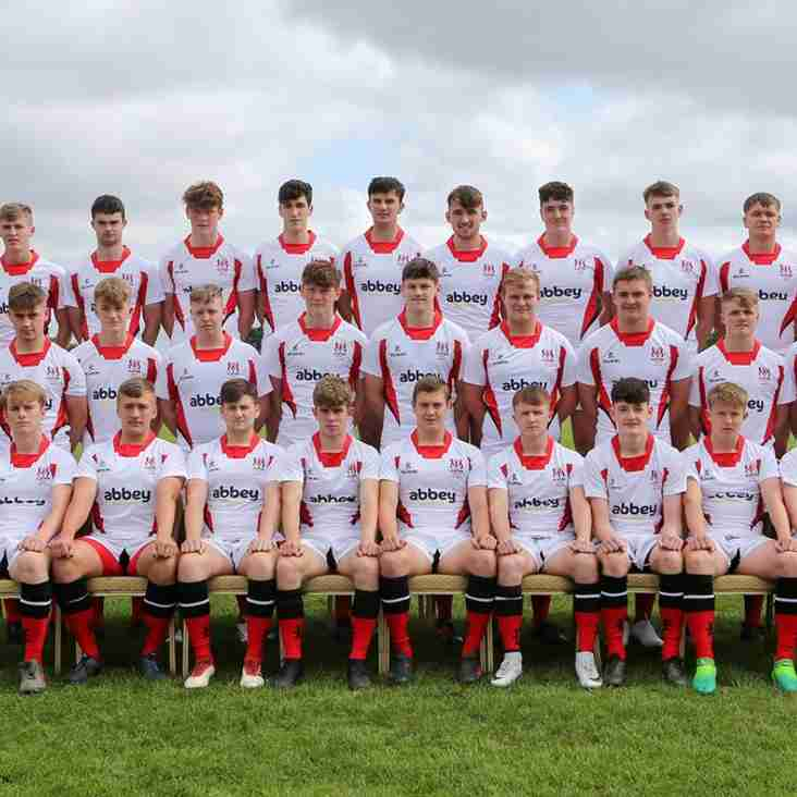 Good luck to Malone U18 players Matthew and Oran on selection for Ulster Clubs at IRFU U18 Festival in Limerick