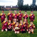 Under 10's beat Ince Rose Bridge 24 - 4