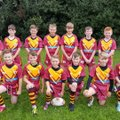 Under 11's lose to Golbourne  38 - 52