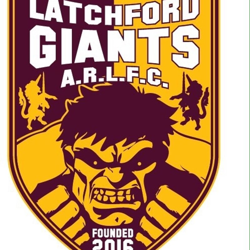 Under 9's Blacks  lose to Latchford Giants Golds 9 - 3