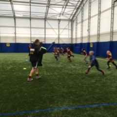 Latchford benefit from wolves class facilty