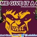 Wigan St Judes Maroons vs. Latchford Giants ARLFC