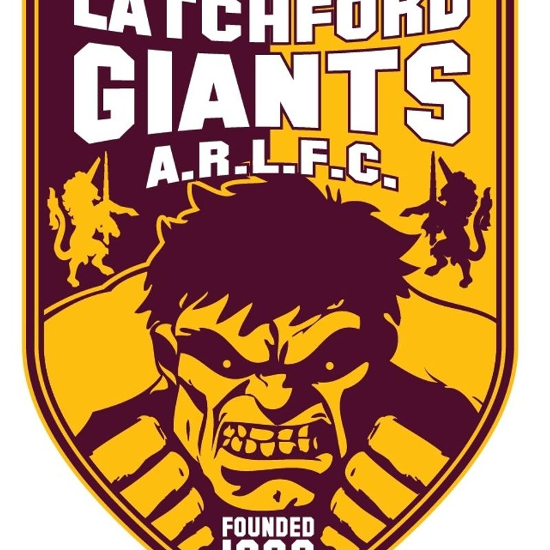 Latchford Giants ARLFC Press Release