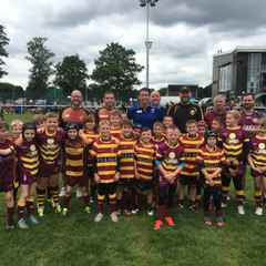 Good Luck To Our Under 8s