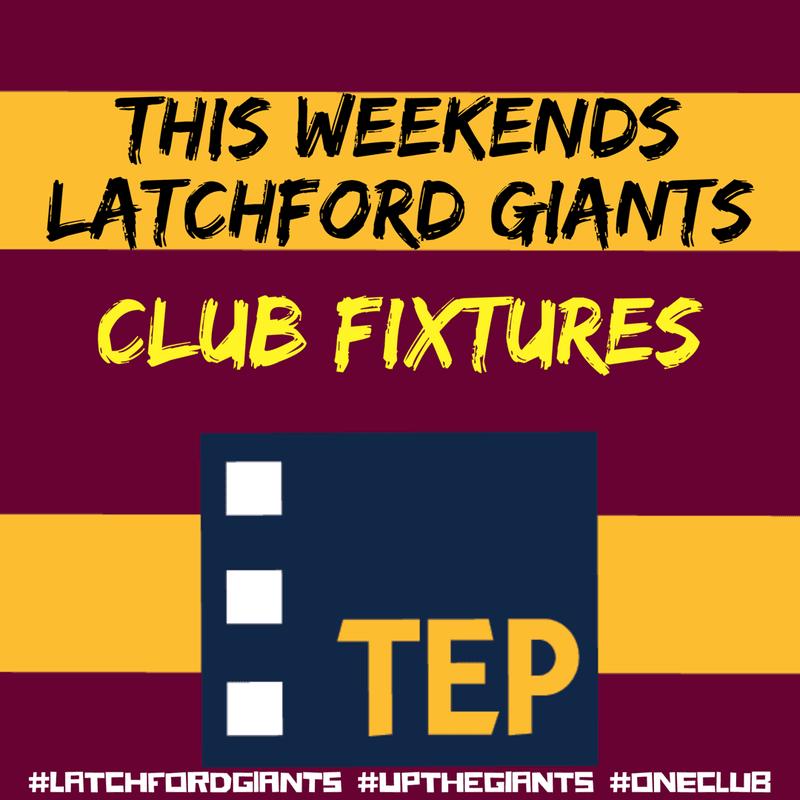 This Weekends Fixtures