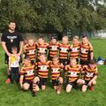Under 8's lose to Culceth Eagles 40 - 24