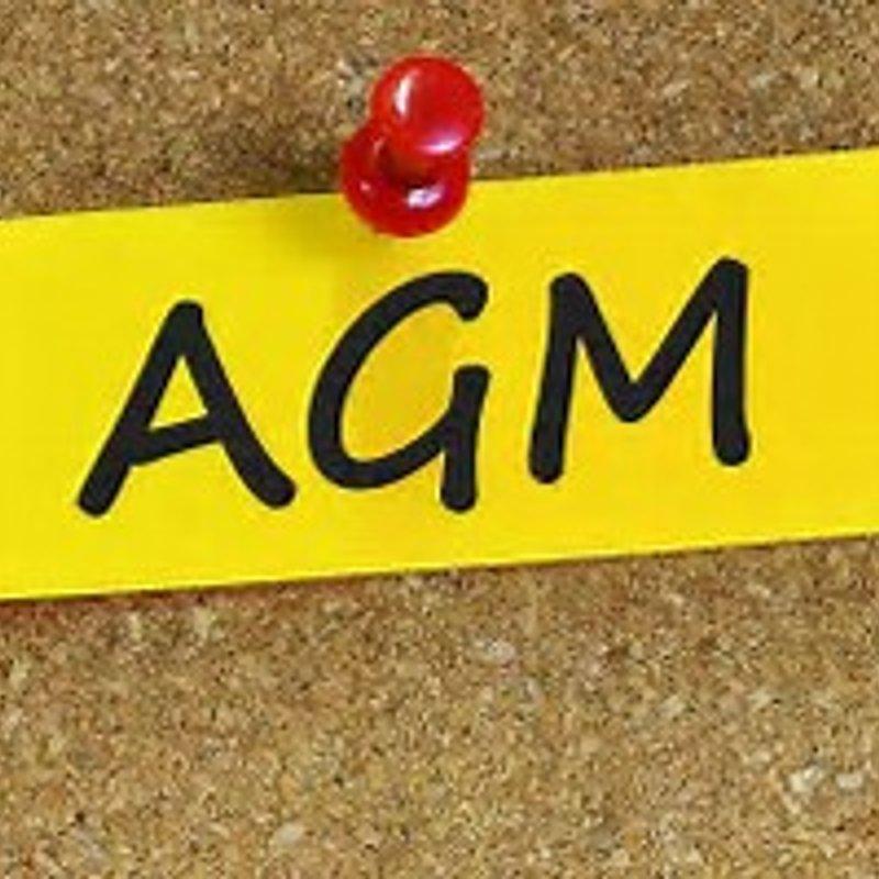 Latchford Giants AGM 2017