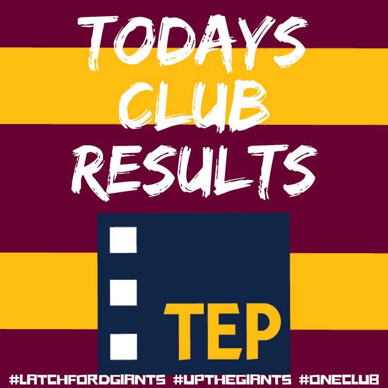 Full Club Results