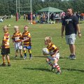 Under 7s  beat Haresfinch 20 - 44