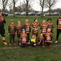 Under 9's lose to Rochdale Mayfield 20 - 60