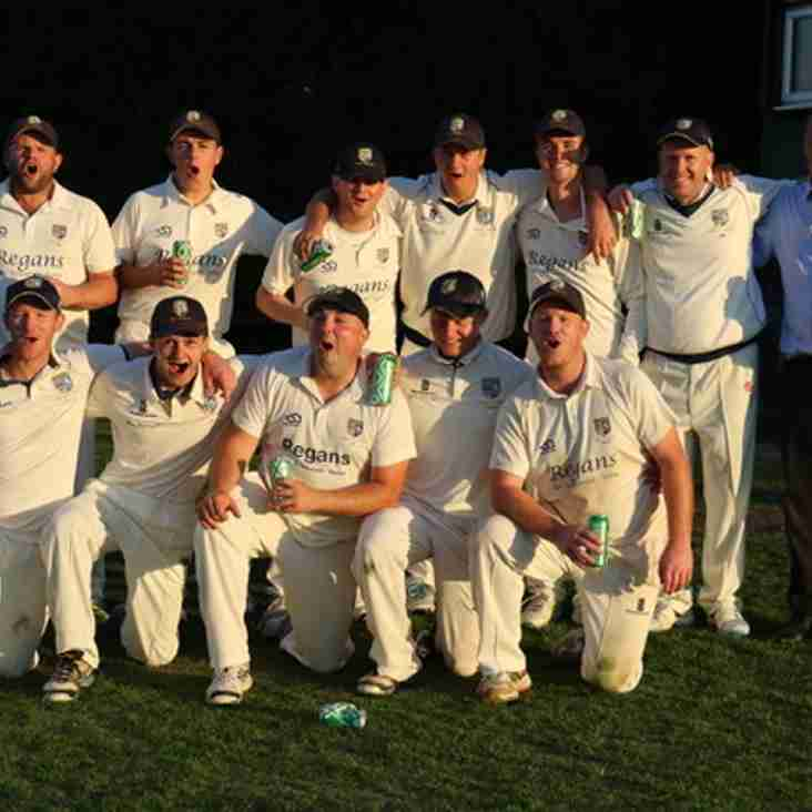 1st XI Promoted