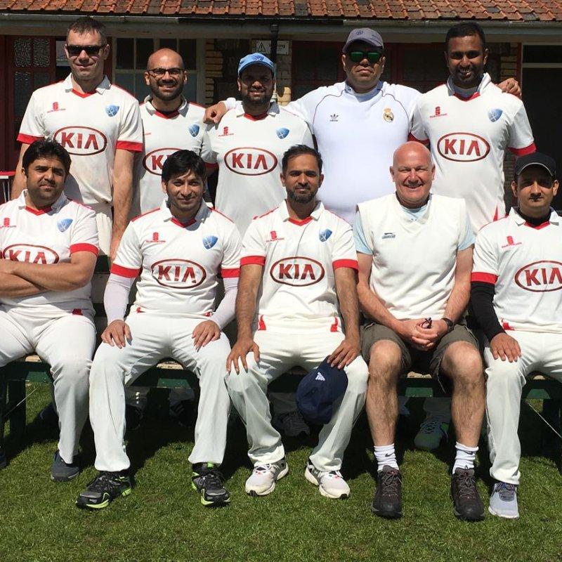 AGSFPs vs. Crescent Cricket Club - Aberdeen