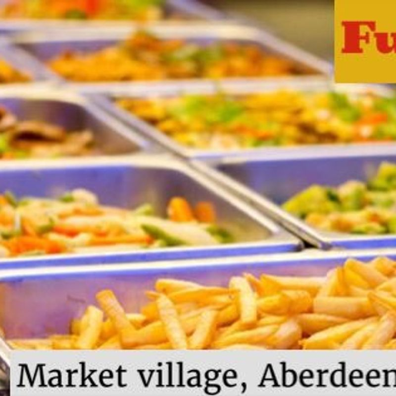 Match Ball Sponsorship - Fusion Buffet, Aberdeen