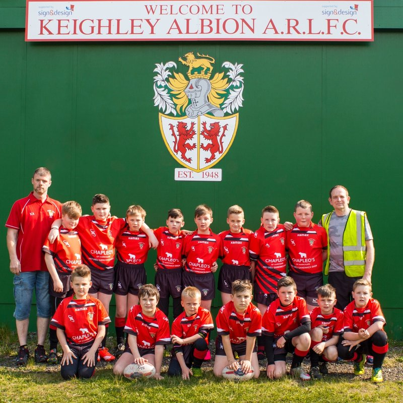 West Bowling vs. Keighley Albion