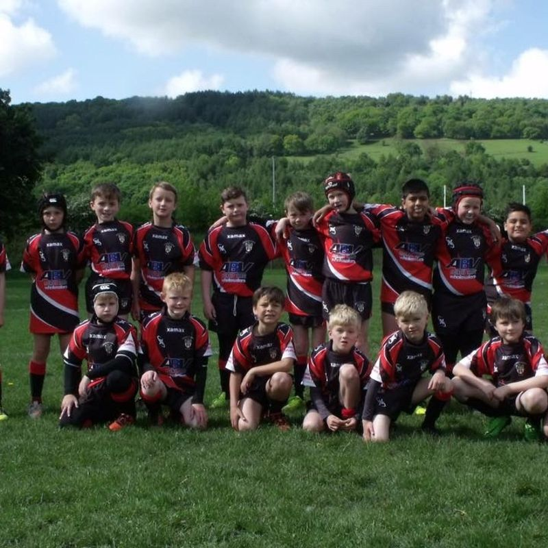 Under 10s beat Chorley Panthers  12 - 22