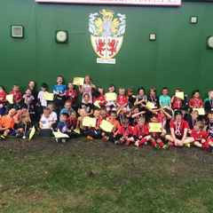 Albion's First Ever Sports Camp